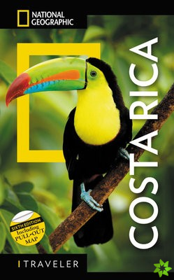 National Geographic Costa Rica, 6th edition