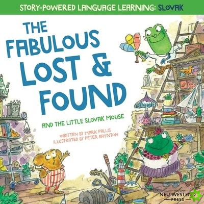 Fabulous Lost and Found and the little Slovak mouse