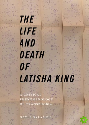 Life and Death of Latisha King
