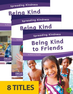 Spreading Kindness (Set of 10)