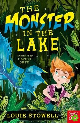 Monster in the Lake