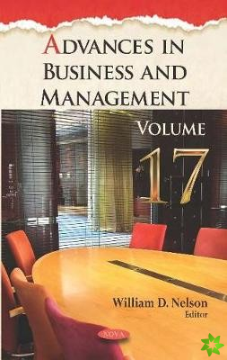 Advances in Business and Management. Volume 17