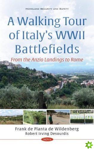 Walking Tour of Italy's WWII Battlefields