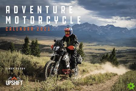Adventure Motorcycle Calendar 2021