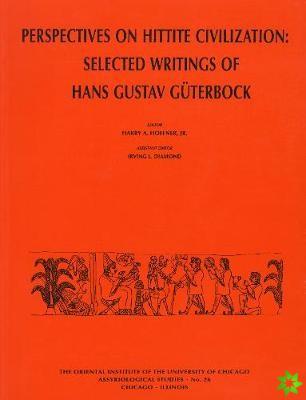 Perspectives on Hittite Civilization