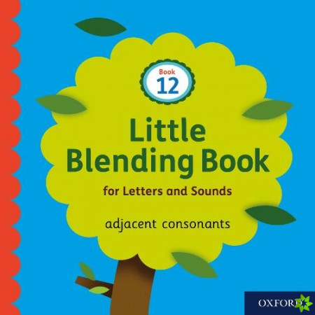 LITTLE BLENDING BOOK 12