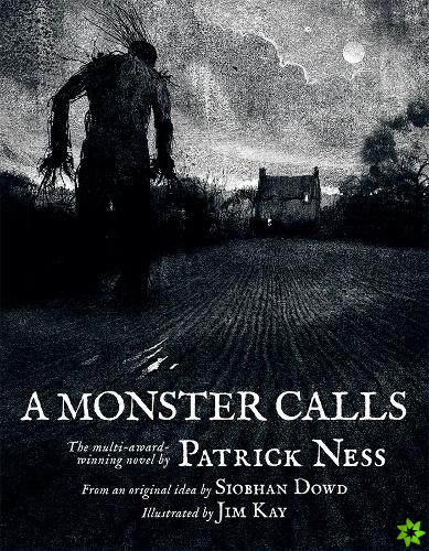 ROLLERCOASTER A MONSTER CALLS PAPERBACK