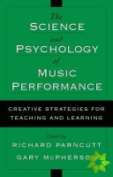 Science and Psychology of Music Performance