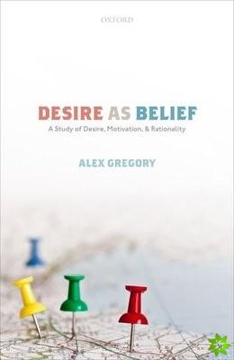 Desire as Belief