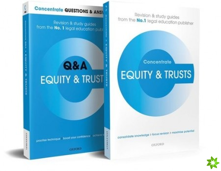 Equity and Trusts Revision Concentrate Pack