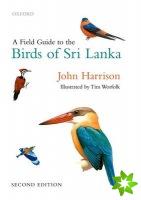Field Guide to the Birds of Sri Lanka