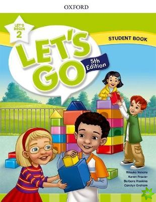 Let's Begin: Level 2: Student's Book
