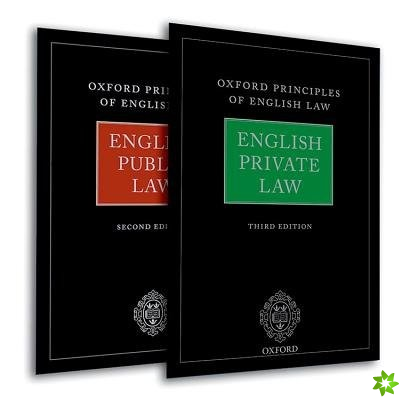 Oxford Principles of English Law