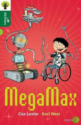 Oxford Reading Tree All Stars: Oxford Level 12: MegaMax