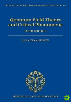 Quantum Field Theory and Critical Phenomena