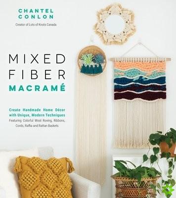 Mixed Fiber Macrame