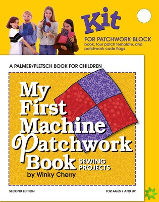 My First Machine Patchwork Book KIT