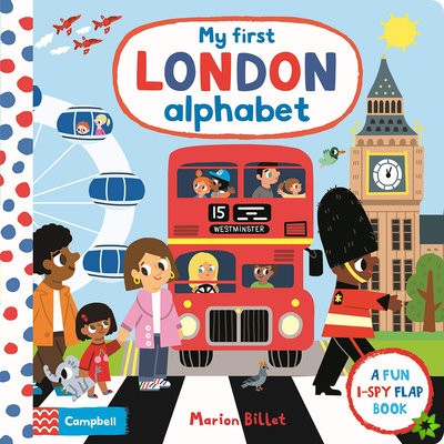 My First London Alphabet