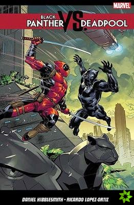 BLACK PANTHER VS DEADPOOL