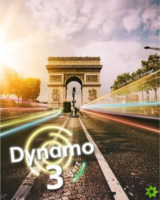 Dynamo 3 Vert Pupil Book (Key Stage 3 French)
