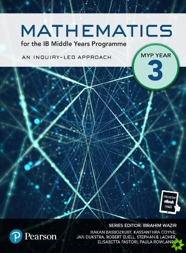 Pearson Mathematics for the Middle Years Programme Year 3