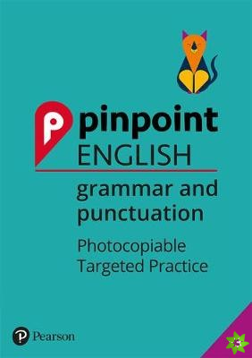 Pinpoint English Grammar and Punctuation Year 3