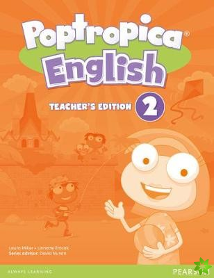 Poptropica English American Edition 2 Teacher's Edition