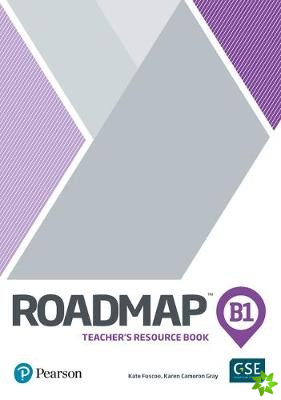 Roadmap B1 Teacher's Book with Digital Resources & Assessment Package