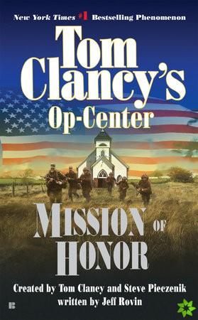 Op-Centre IX:Mission of Honour (Om)