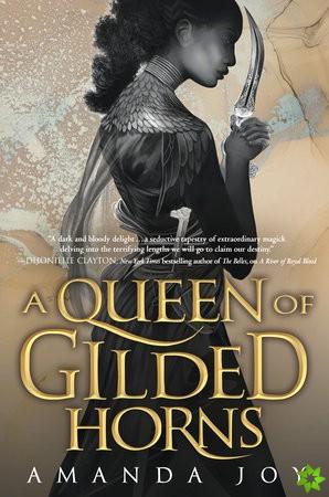 Queen of Gilded Horns