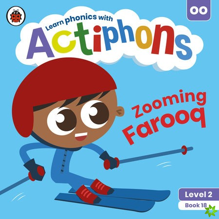 Actiphons Level 2 Book 18 Zooming Farooq