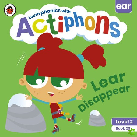 Actiphons Level 2 Book 25 Lear Disappear