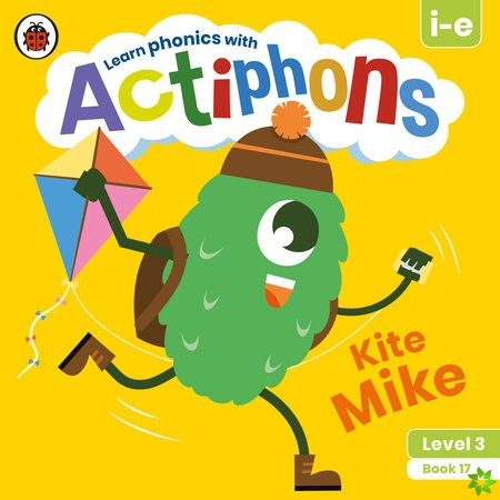 Actiphons Level 3 Book 17 Kite Mike