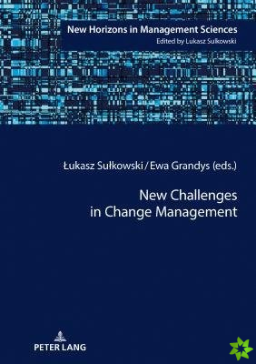 New Challenges in Change Management