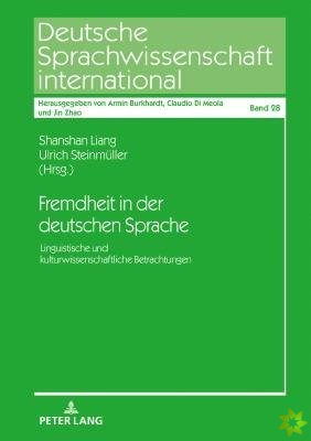 Fremdheit in der deutschen Sprache