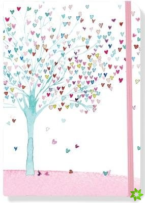 SM TREE OF HEARTS JOURNAL