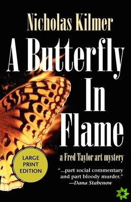 Butterfly in Flame LP