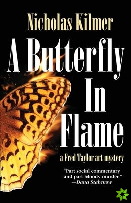 Butterfly in Flame