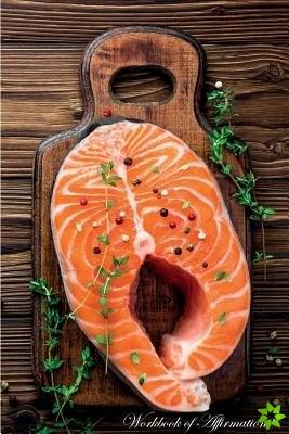 Salmon Steak Workbook of Affirmations Salmon Steak Workbook of Affirmations