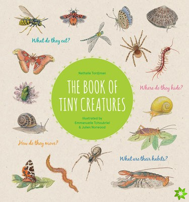 Book of Tiny Creatures