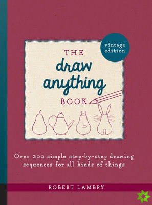 Draw Anything Book