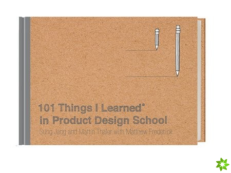 102 Things I Learned in Product Design School