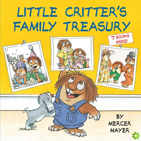 Little Critter's Family Album