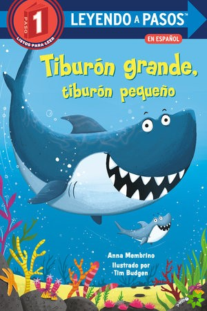 Tiburon grande, tiburon pequeno