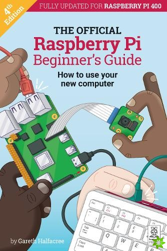 Official Raspberry Pi Beginner's Guide