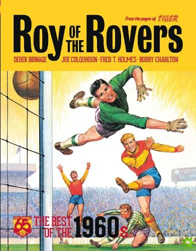 ROY OF THE ROVERS BEST OF THE 60S