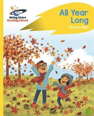 Reading Planet - All Year Long - Yellow: Rocket Phonics