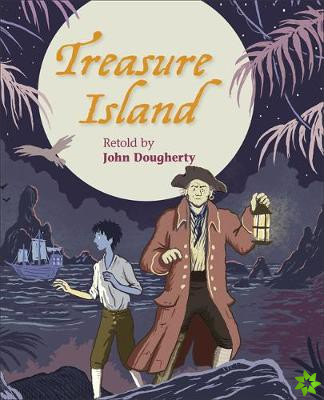Reading Planet KS2 - Treasure Island - Level 4: Earth/Grey band