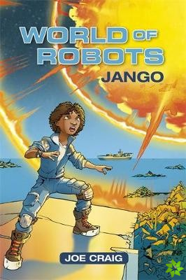 Reading Planet KS2 - World of Robots: Jango - Level 1: Stars/Lime band