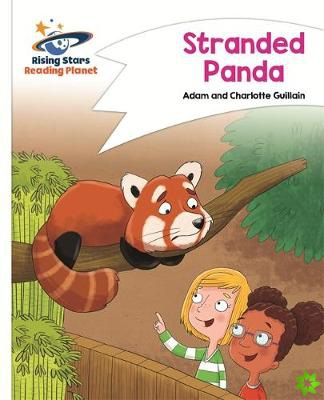 Reading Planet - Stranded Panda - White: Comet Street Kids